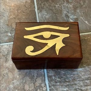 Eye of Horus tarot box